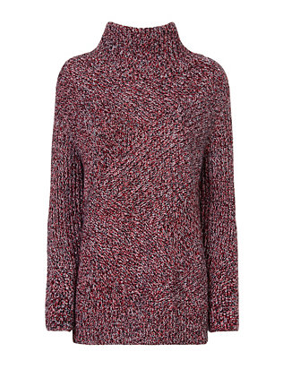 Bry Marled Turtleneck