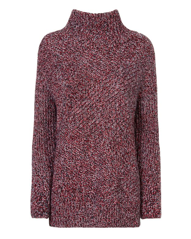 Rag & Bone Bry Marled Turtleneck