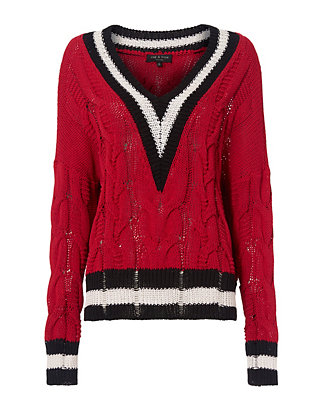 Rag & Bone Emma V-Neck Sweater