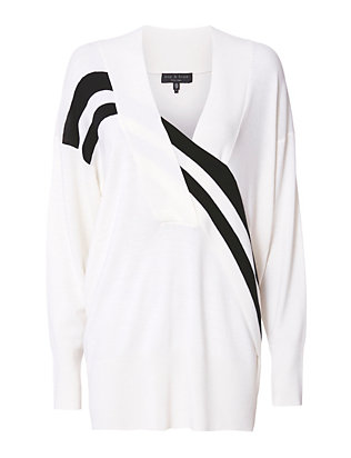 Rag & Bone Grace V-Neck Sweater