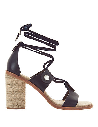 Rag & Bone Eden Lace-Up Sandals