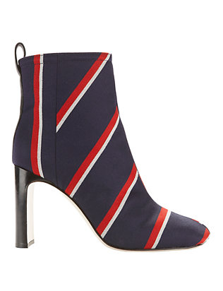 Rag & Bone Ellis Striped Booties