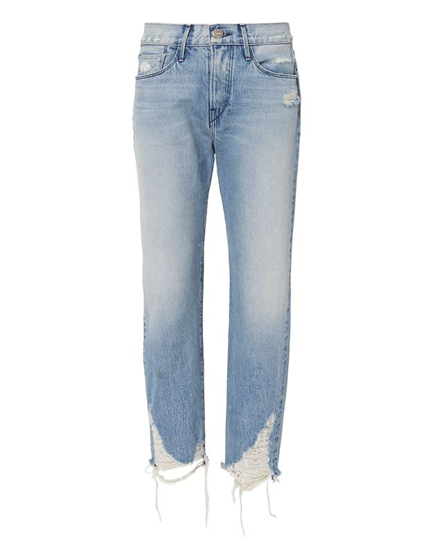 3X1 Dover Higher Ground Cropped Jeans