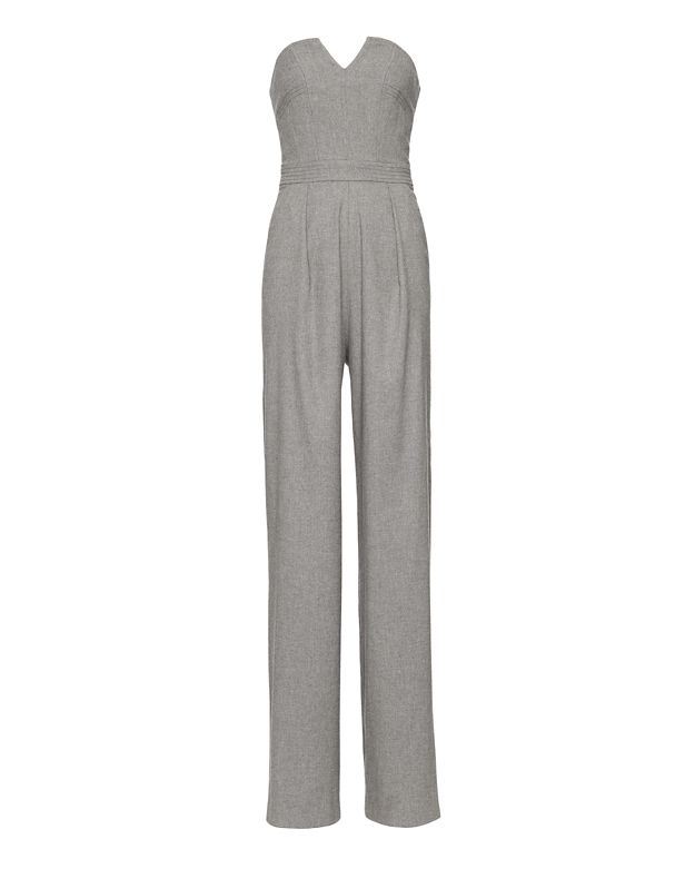 Marissa Webb Candy Strapless Jumpsuit