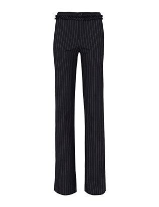 Tory Pinstripe Pants