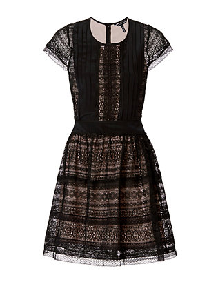 Reagan Lace Dress