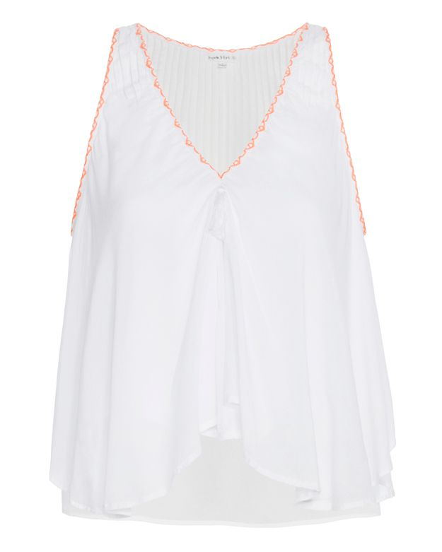 POUPETTE St Barth Fanie Sleeveless Top