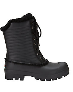 Hunter Original Snow Boot: Black