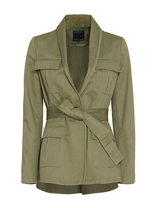 Marissa Webb Iona Military Jacket