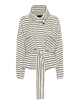 Marissa Webb Kayla Striped Anorak