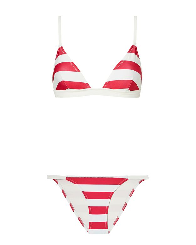 Solid & Striped The Morgan Bikini Set