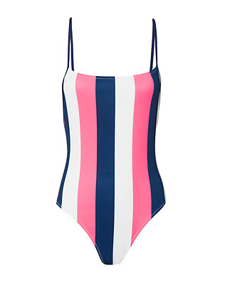 Chelsea Striped Swimsuit- FINAL SALE