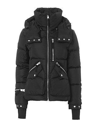 Jetset Puffer Jacket