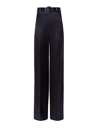 Cinq à Sept Hera High-Waisted Pants